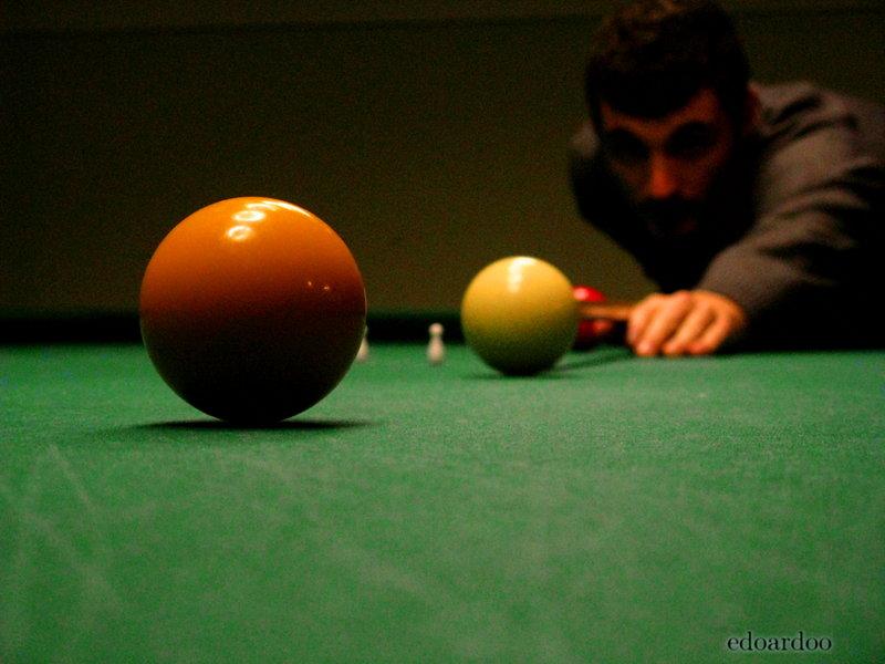 ball billiards