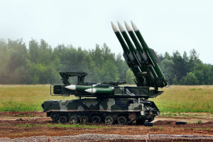 buk aa missile